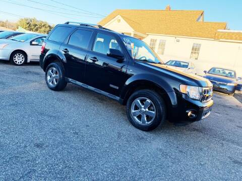 2008 Ford Escape for sale at New Wave Auto of Vineland in Vineland NJ