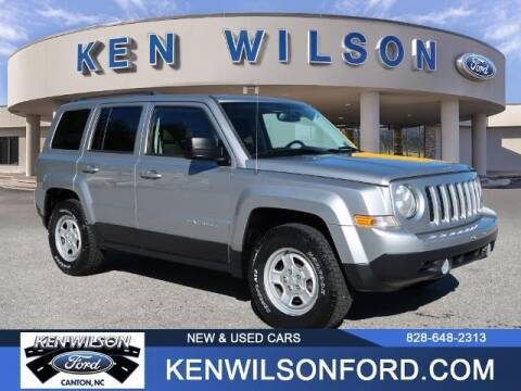 2016 Jeep Patriot for sale at Ken Wilson Ford in Canton NC