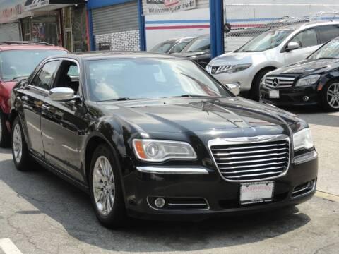 2012 Chrysler 300 for sale at MOUNT EDEN MOTORS INC in Bronx NY