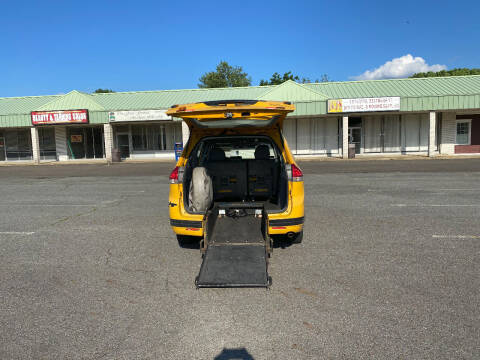2012 Toyota Sienna for sale at BT Mobility LLC in Wrightstown NJ