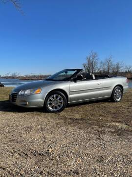 2004 Chrysler Sebring for sale at Ace's Auto Sales in Westville NJ