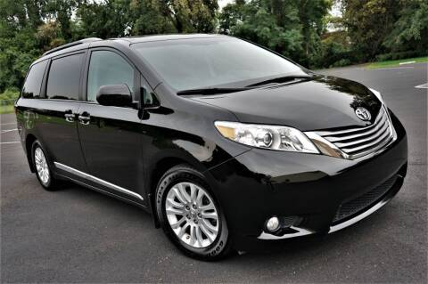 2017 Toyota Sienna for sale at Speedy Automotive in Philadelphia PA