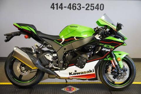 2021 Kawasaki Ninja ZX-10R for sale at Southeast Sales Powersports in Milwaukee WI