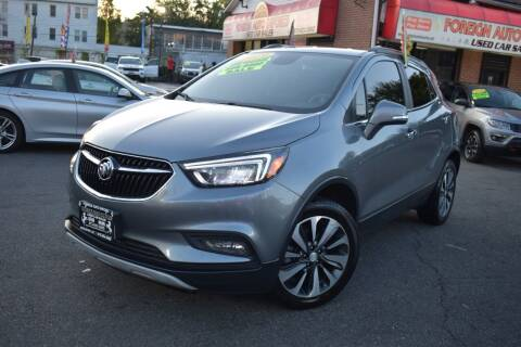 2019 Buick Encore for sale at Foreign Auto Imports in Irvington NJ