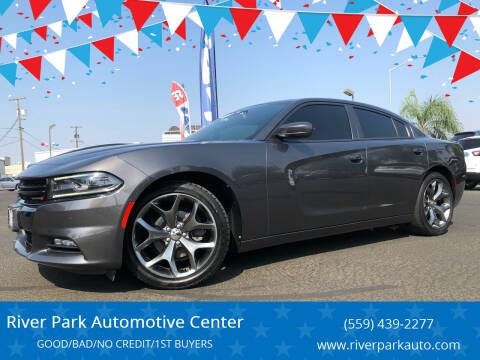 2016 Dodge Charger for sale at River Park Automotive Center in Fresno CA