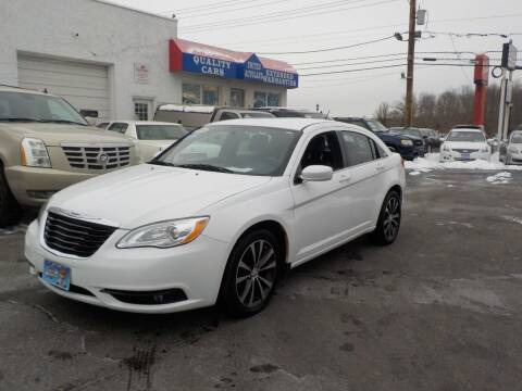 2014 Chrysler 200 for sale at United Auto Land in Woodbury NJ