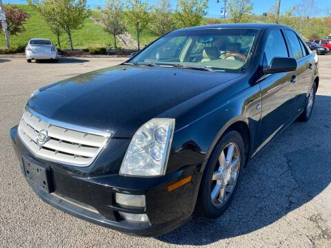 2005 Cadillac STS for sale at Kostyas Auto Sales Inc in Swansea MA