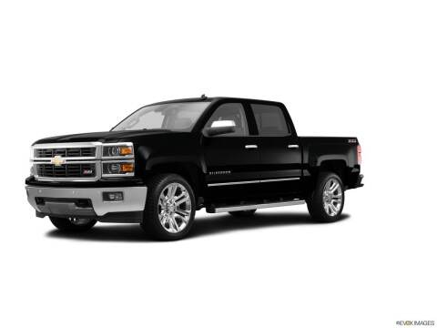 2014 Chevrolet Silverado 1500 for sale at Herman Jenkins Used Cars in Union City TN