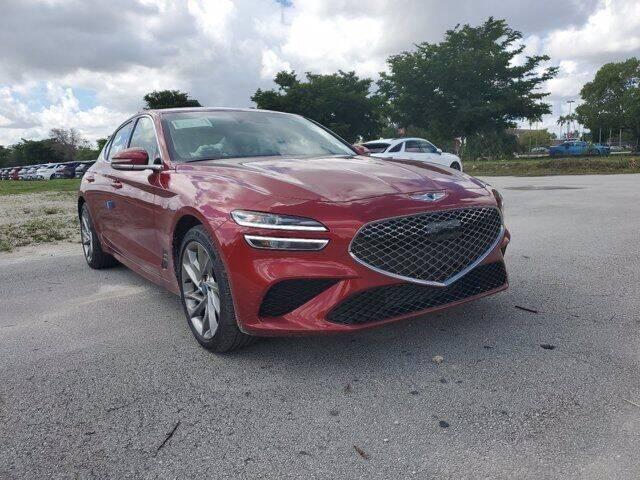 2022 Genesis G70 for sale in Doral, FL