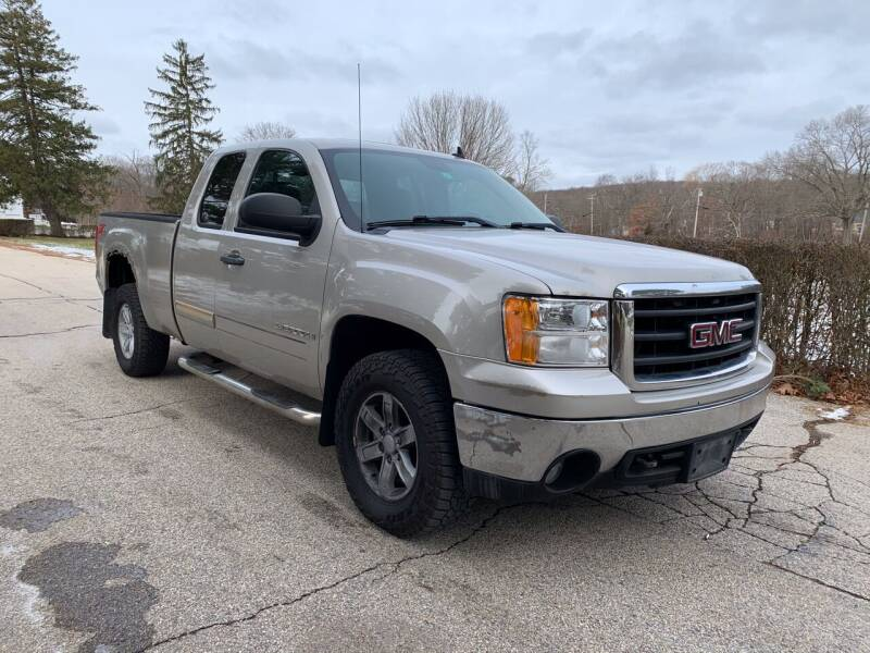 2007 GMC Sierra 1500 for sale at 100% Auto Wholesalers in Attleboro MA