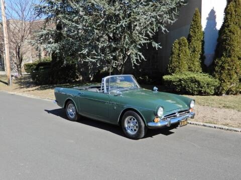 1965 Sunbeam Tiger for sale at Gullwing Motor Cars Inc in Astoria NY
