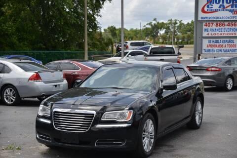2014 Chrysler 300 for sale at Motor Car Concepts II - Apopka Location in Apopka FL