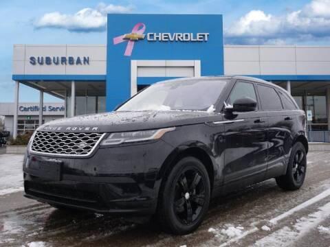 2020 Land Rover Range Rover Velar for sale at Suburban Chevrolet of Ann Arbor in Ann Arbor MI