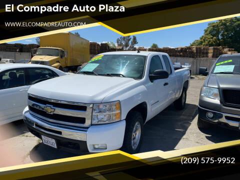 2011 Chevrolet Silverado 1500 for sale at El Compadre Auto Plaza in Modesto CA