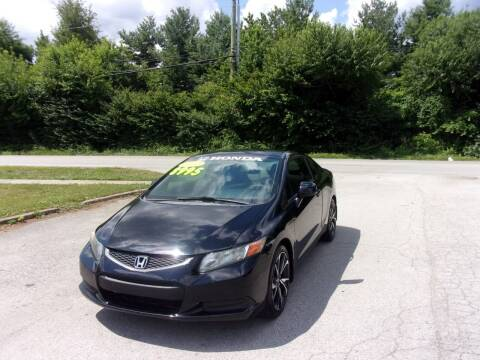 2012 Honda Civic for sale at Auto Sales Sheila, Inc in Louisville KY