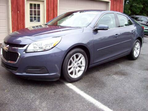 2014 Chevrolet Malibu for sale at Clift Auto Sales in Annville PA
