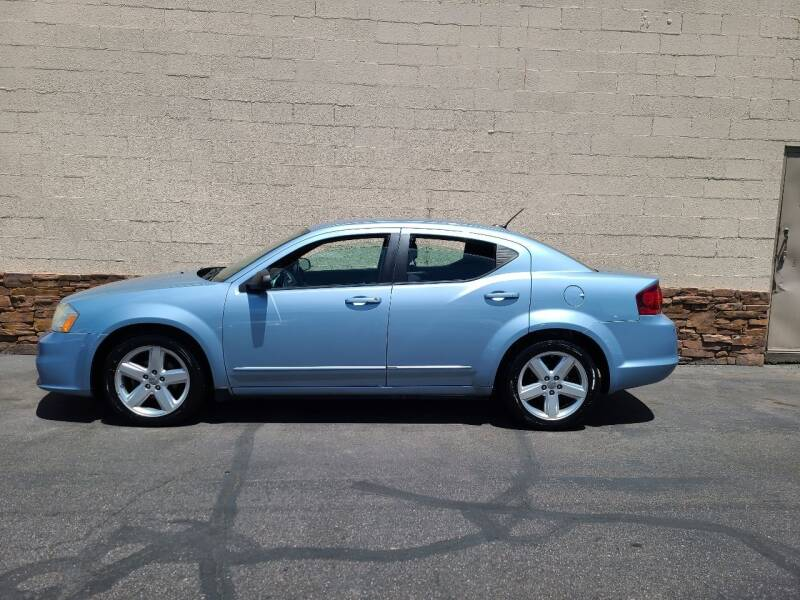 2013 Dodge Avenger SE 4dr Sedan - Mesa AZ