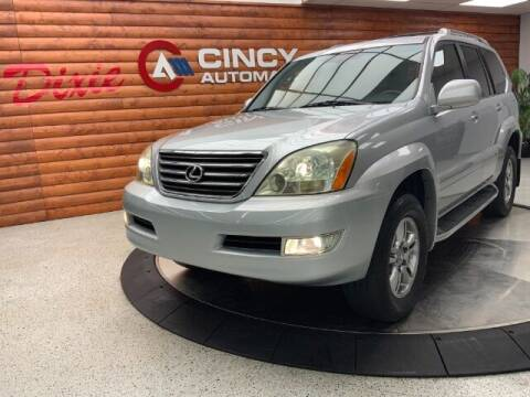 2008 Lexus GX 470 for sale at Dixie Motors in Fairfield OH