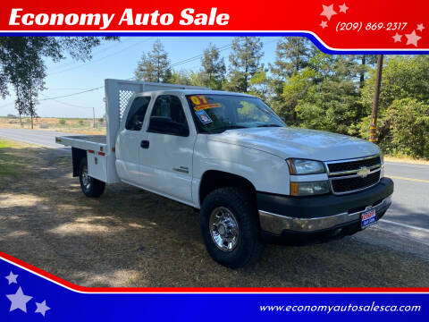 2007 Chevrolet Silverado 2500HD Classic for sale at Economy Auto Sale in Modesto CA