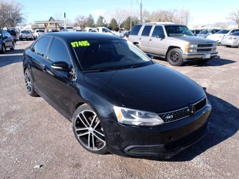 2012 Volkswagen Jetta for sale at Canyon View Auto Sales in Cedar City UT