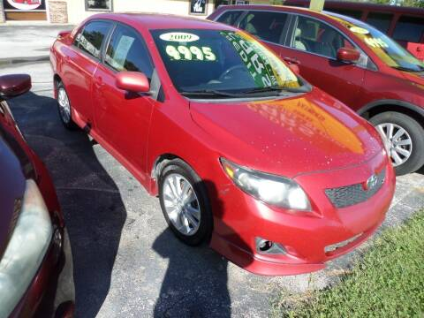 2009 Toyota Corolla for sale at Credit Cars of NWA in Bentonville AR