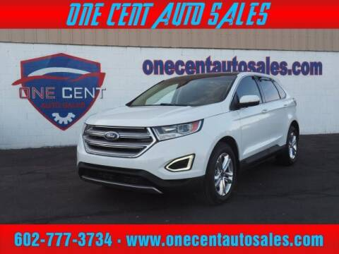 2016 Ford Edge for sale at One Cent Auto Sales in Glendale AZ