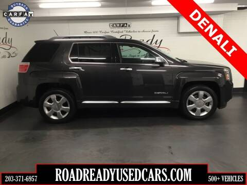2014 GMC Terrain for sale at Road Ready Used Cars in Ansonia CT
