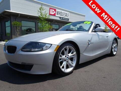 2008 BMW Z4 for sale at Wholesale Direct in Wilmington NC