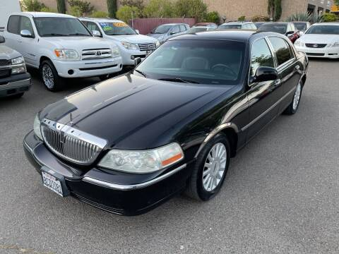 2005 Lincoln Town Car for sale at C. H. Auto Sales in Citrus Heights CA