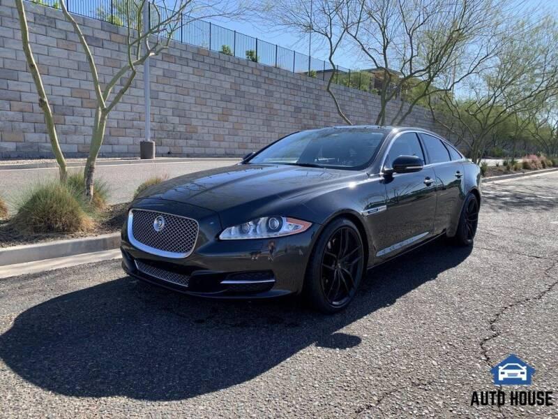 2013 Jaguar XJ for sale at AUTO HOUSE TEMPE in Tempe AZ