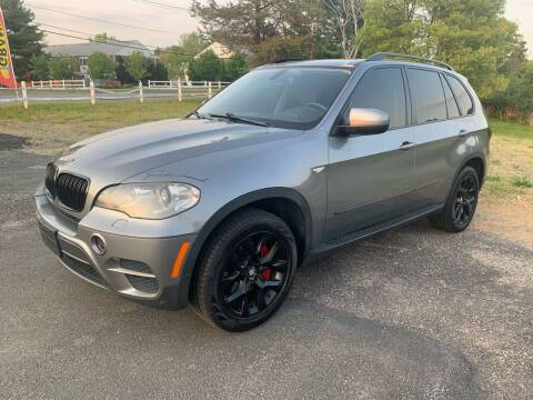 2013 BMW X5 for sale at Lux Car Sales in South Easton MA
