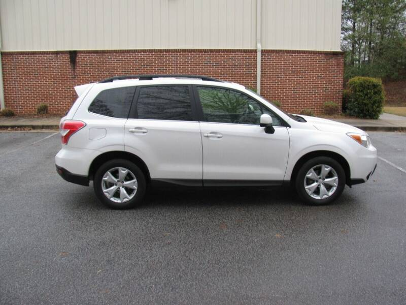 2014 Subaru Forester for sale at Automotion Of Atlanta in Conyers GA