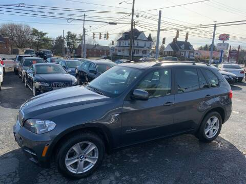 2012 BMW X5 for sale at Masic Motors, Inc. in Harrisburg PA