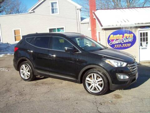 2014 Hyundai Santa Fe Sport for sale at Auto Pro Auto Sales-797 Sabattus St. in Lewiston ME