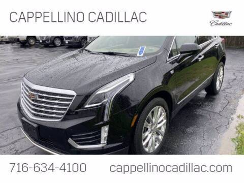 2019 Cadillac XT5 for sale at Cappellino Cadillac in Williamsville NY