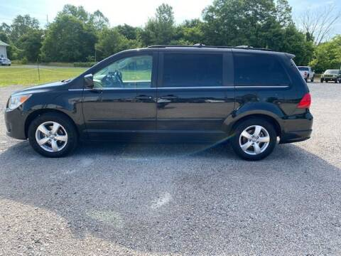 2009 Volkswagen Routan for sale at Wallers Auto Sales LLC in Dover OH