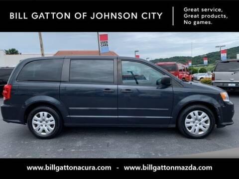 2014 Dodge Grand Caravan for sale at Bill Gatton Used Cars - BILL GATTON ACURA MAZDA in Johnson City TN