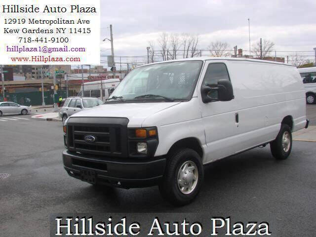 2012 Ford E-Series Cargo for sale at Hillside Auto Plaza in Kew Gardens NY