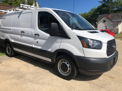 2018 Ford Transit Cargo for sale at Kachar's Used Cars Inc in Monroe MI