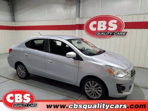 2018 Mitsubishi Mirage G4 for sale at CBS Quality Cars in Durham NC
