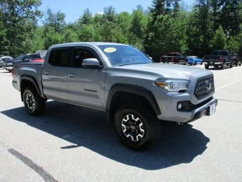 2019 Toyota Tacoma for sale at MC FARLAND FORD in Exeter NH