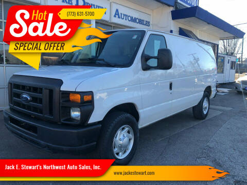 2011 Ford E-Series Cargo for sale at Jack E. Stewart's Northwest Auto Sales, Inc. in Chicago IL