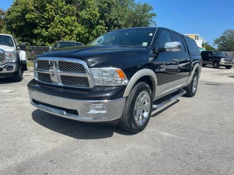 2010 Dodge Ram Pickup 1500 for sale at Truck Depot in Miami FL