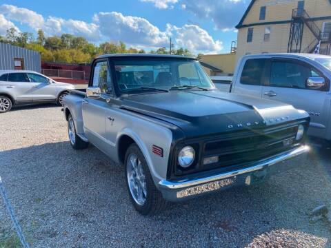 1968 Chevrolet C/K for sale at Sisson Pre-Owned in Uniontown PA