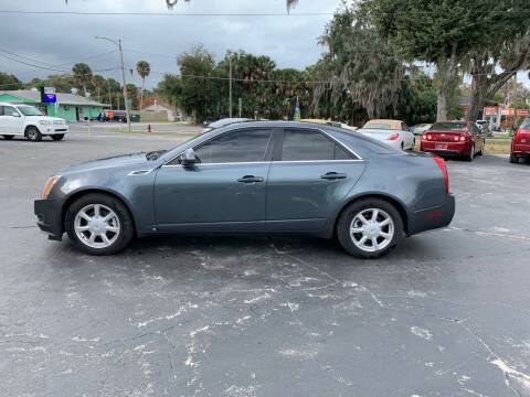 2008 Cadillac CTS for sale at BSS AUTO SALES INC in Eustis FL