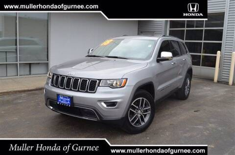 2018 Jeep Grand Cherokee for sale at RDM CAR BUYING EXPERIENCE in Gurnee IL