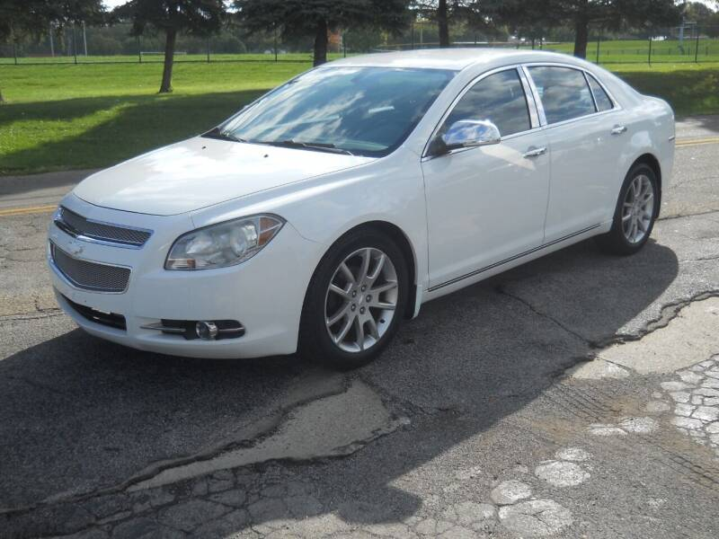 2010 Chevrolet Malibu for sale at Hern Motors - 111 Hubbard Youngstown Rd Lot in Hubbard OH