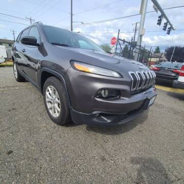 2017 Jeep Cherokee for sale at Paisanos Chevrolane in Seattle WA