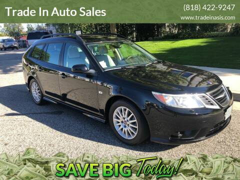 2008 Saab 9-3 for sale at Trade In Auto Sales in Van Nuys CA