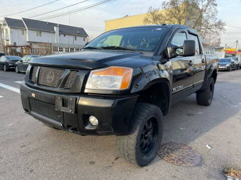 2010 Nissan Titan for sale at Kapos Auto, Inc. in Ridgewood, Queens NY